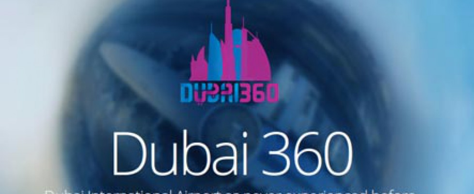 Logo of Dubai360
