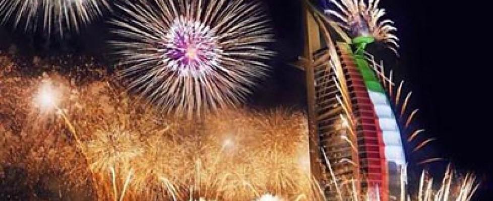 Firework by Burj Al Arab