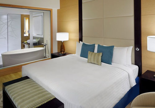 Suite in the Marriott Al Jaddaf in Dubai