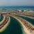 The Palm mesterséges szigetek Dubai-ban