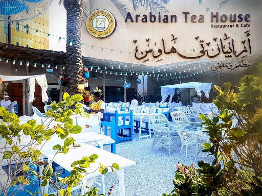 Arabian tea House