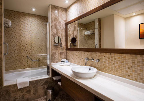 Elite Byblos Hotel Bathroom